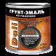 Грунт-эмаль по ржавчине DALI 3 в 1 (молотковая)