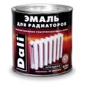 Эмаль для радиаторов алкидная DALI