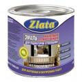 Эмаль для радиаторов акриловая  ZLATA