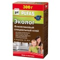 Клей для обоев PUFAS ЭКОЛОГ флизелиновый