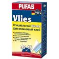 Клей для обоев PUFAS флизелин индикатор