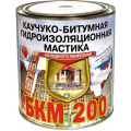 Мастика каучуко-битумная БКМ-200