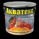 Защитно-декоративное покрытие АКВАТЕКС ГЕЛЬ